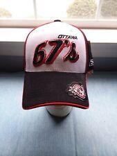Ottawa 67's Brand New Hat OHL Reebok