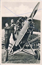 WW2 Militaria Wehrmacht Germany Luftwaffe Flugzeug Mechaniker Air Force
