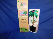 The Original Dancing Palm Tree Green With Guitar by Gemmy Dances to Your Music