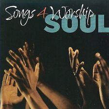 SONGS 4 WORSHIP - SOUL - TEDDY PENDERGRASS, MELBA MOORE, FREDDIE JACKSON, PEABO