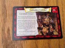 Harry Potter TCG League Promo Card FORBIDDEN CORRIDOR  #8 Rare Mint