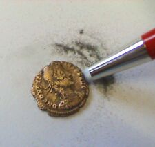 Coin Cleaning Brush. - Fibre Glass & Brass Bristles + Tutorial Cleaning CDROM!!