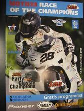 Moto73 Race of the Champions 13-14 september 2008 TT Circuit Assen