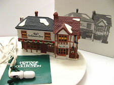 Retired Department 56 Heritage Dickens Village The Old Curiosity Shop - 59056
