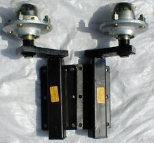 350kg Trailer Suspension Units Complete with 4 Inch PCD Hub