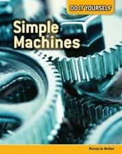 Simple Machines: Forces in Action (Do it Yourself)-ExLibrary