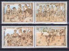 CYPRUS, (GREECE), EUROPA CEPT 1989, CHILDREN'S GAMES, MNH