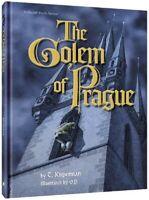 Artscroll The Golem of Prague By T. Kuperman NEW Hardcover Edition