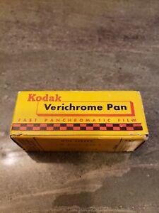 Kodak Verichrome Pan B & W Negative Film 120 NOS 1957