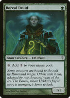 1X FOIL Boreal Druid MTG Magic the Gathering COLDSNAP Boreal Druid