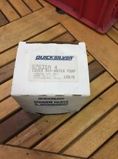 OEM MERCURY MARINE BOAT MERCRUISER QUICKSILVER WATER PUMP COVER ASSEMBLY 87631A4