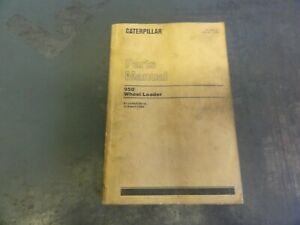 Caterpillar CAT 950 Wheel Loader Parts Book Manual   UEG0877S