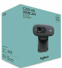 NEW Logitech C270 720p HD Webcam  - SEALED + UK Seller & Fast Delivery