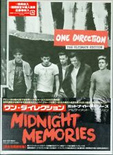 ONE DIRECTION-MIDNIGHT MEMORIES - THE...-JAPAN CD+BOOK BONUS TRACK Ltd/Ed F30