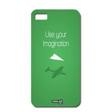 CUSTODIA COVER CASE USA IMMAGINAZIONE AEREO PER CELLULARE iPHONE 5 5S S