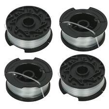 BLACK & DECKER rotofil ligne et Bobine GL5028 GLC1423L GLC1825L GLC3630L X 4