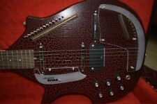 More details for danelectro coral sitar left handed guitar