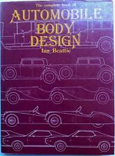 The Complete Book Of Automobile Body Design A Foulis Motoring Book