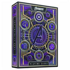 Theory11 Marvel Avengers Infinity Saga Playing Cards