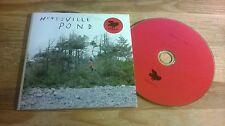 CD Indie Huntsville - Pond (4 Song) Promo HUBRO GRAPPA cb