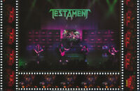 POSTER : MUSIC : TESTAMENT - IN CONCERT  1990 -  FREE SHIPPING ! #P7105   LW24 H