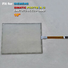 Touch Screen Glass for SIEMENS SIMATIC 6AV7875-0CC20-1AA0 PC677A-19 PC 677A 19""