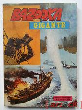 BAZOOKA Gigante 4 Fumetto da Guerra DARDO 1970