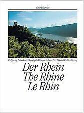 Der Rhein. The Rhine. Le Rhin. Eine Bildreise de Wolf... | Livre | état très bon
