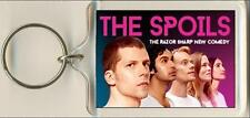 The Spoils. The Play. Keyring / Bag Tag.