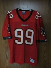 VTG Tampa Bay Buccaneers Warren Sapp NFL Jersey men's size 44 Champion