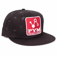 MARVEL COMICS ANT-MAN PYM TECHNOLOGIES - ALL OVER ANTS SNAPBACK CAP HAT (NEW)