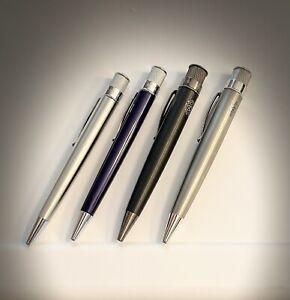 retro 51 tornado rollerball pens, lot of 4, see description for model and color