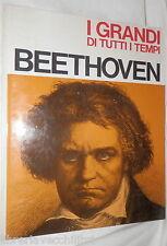 BEETHOVEN Gino Pugnetti Mondadori 1965 Musica Classica Biografia Storia Ludwig