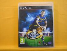 ps3 RUGBY LEAGUE LIVE 3 PAL UK REGION FREE