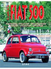 Le guide de la FIAT 500 / Philippe Berthonnet / Edition ETAI / 9782726886946