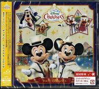 OST-TOKYO DISNEYSEA DISNEY CHRISTMAS 2019-JAPAN CD F56