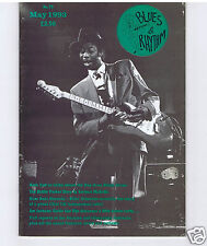 MAGAZINE BLUES & RHYTHM  No 79 MAY 1993 LEFTY DIZZ