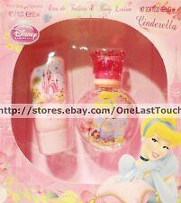 DISNEY PRINCESSES 2pc Gift Set~1.7oz EDT Natural Spray+ 2.04oz Body Lotion~GIRLS