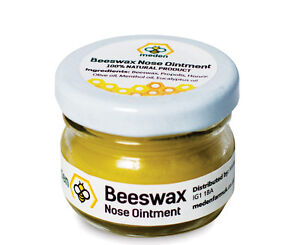 Beeswax Propolis Nose Ointment 20g - Pure 100% Original from Bulgaria