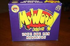 My Word! Junior - Fast and Fun Wordplay Card Game - A Reiner Knizia Game - Fun!
