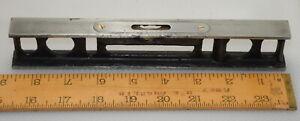 "Vintage 12"" Goodell-Pratt Cast Iron Machinist Level (INV L600)"