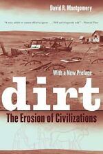Dirt: The Erosion of Civilizations (Paperback or Softback)