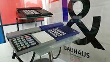 Bang & Olufsen, Landline corded Telephones. Beocom, Bauhaus Design
