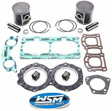Yamaha 700 701 62T XL Wave Raider Venture Top End Rebuild Kit Piston Gasket Std