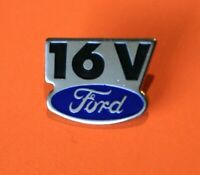 Pin's lapel pin pins Car Voiture Marque Logo FORD 16V
