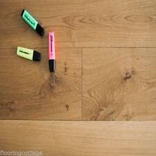 Engineered Brossé & huilé Oak Flooring larges planches 15mmx4mmx190mm multi brin...