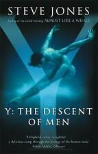 Y: The Descent of Men (Paperback), Jones, Steve, 9780349113890
