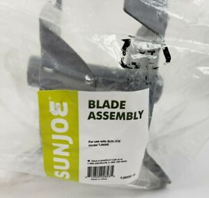 Sun Joe Blade Assembly Replacementfor Sun Joe TJ600E Garden Tiller, TJ600E-18