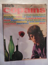 Salut les copains – N° 46  –mai 1966 – sheila, Hervé Villard, Stones, Hugues Auf