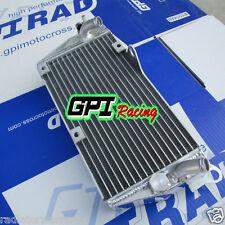 Kawasaki KLR650 KLR 650  all aluminum radiator